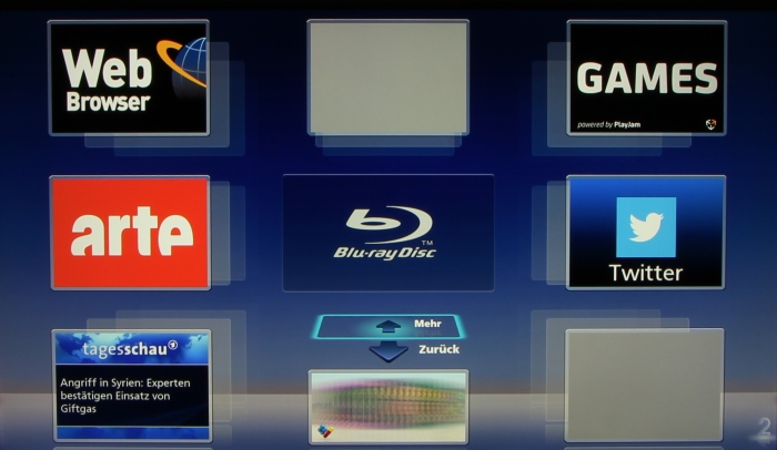Panasonic DMP-UB404 Screenshot15