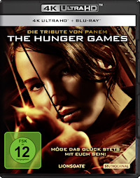 Die Tribute von Panem - The Hunger Games Ultra HD Blu-ray
