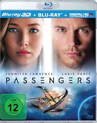 Passengers Blu-ray 3D