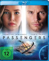 Passengers Blu-ray Disc