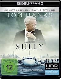 Sully Ultra HD Blu-ray