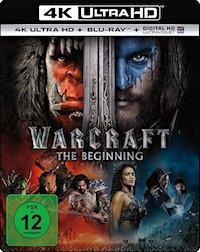 Warcraft - The Beginning Ultra HD Blu-ray