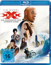xXx: Die Rückkehr des Xander Cage Blu-ray