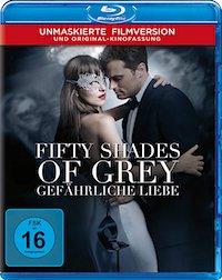 Fifty Shades of Grey - Gefährliche Liebe Blu-ray Disc
