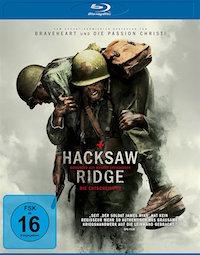Hacksaw Ridge Blu-ray