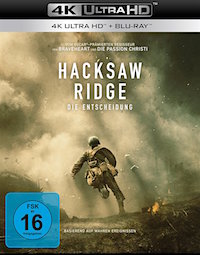Hacksaw Ridge Ultra HD Blu-ray