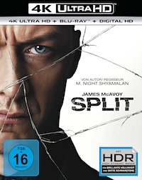 Split Ultra HD Blu-ray