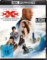 xXx: Die Rückkehr des Xander Cage Ultra HD Blu-ray