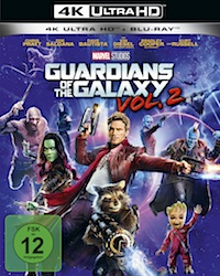 Guardians of the Galaxy Vol 2 Ultra HD Blu-ray