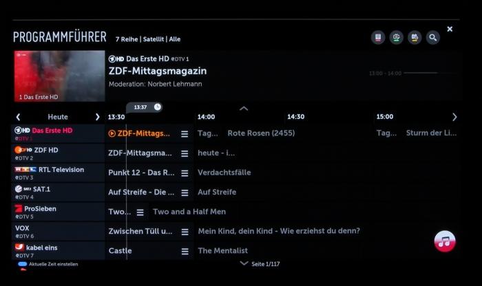LG OLED TV E7V Screenshot 14