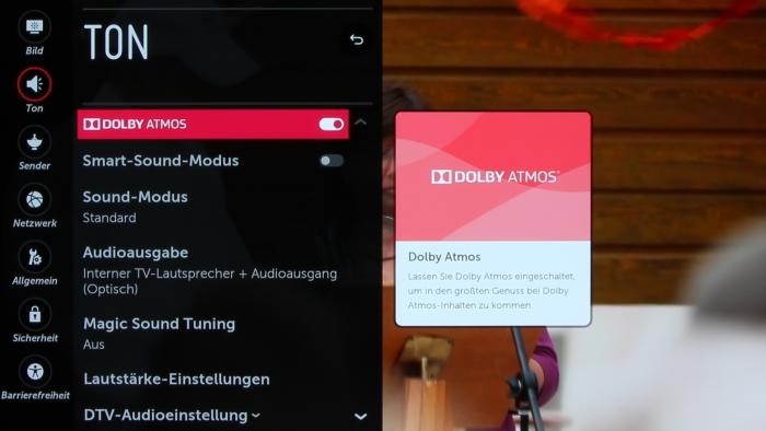LG OLED TV E7V Screenshot 19
