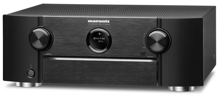 Marantz-SR6012 Front black