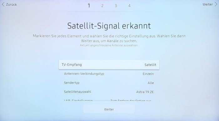 Samsung QE65Q8CGM Screenshot 4
