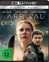 Arrival Ultra HD Blu-ray