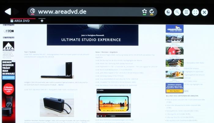 LG OLED55C7D Screenshot 12