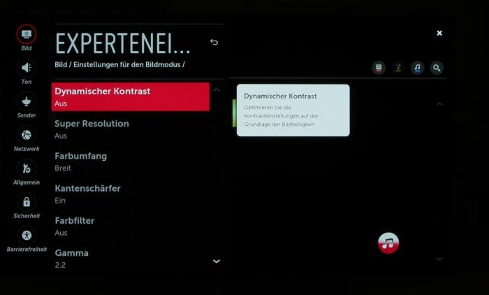 LG OLED55C7D Screenshot 17