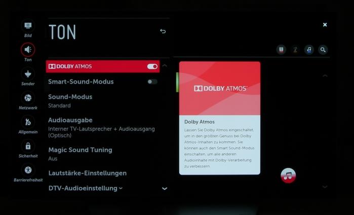 LG OLED55C7D Screenshot 19