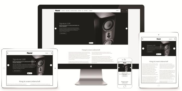 Magnat_Website