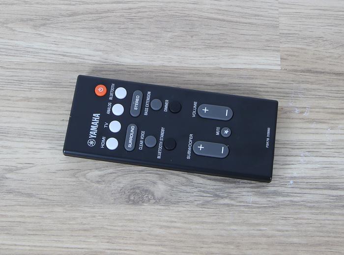 Yamaha-YAS-207-Fernbedienung