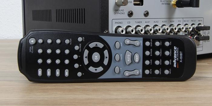 Advance-Acoustic-X-i50BT-Fernbedienung