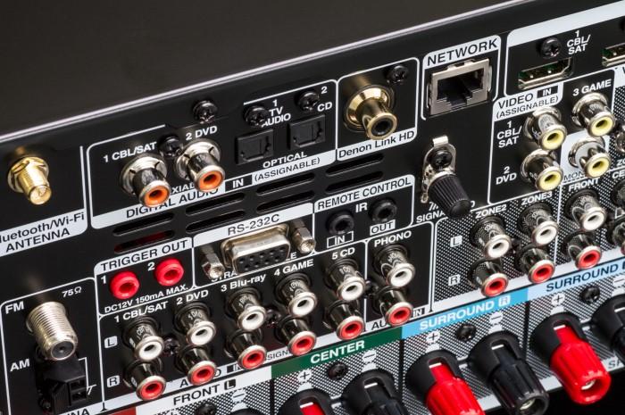 Denon AVR-X4400H_Denon_LinkHD