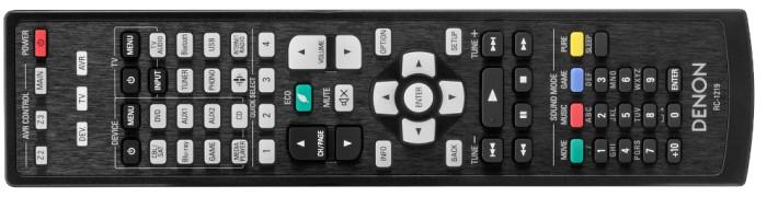 Denon AVR-X4400H_Remote