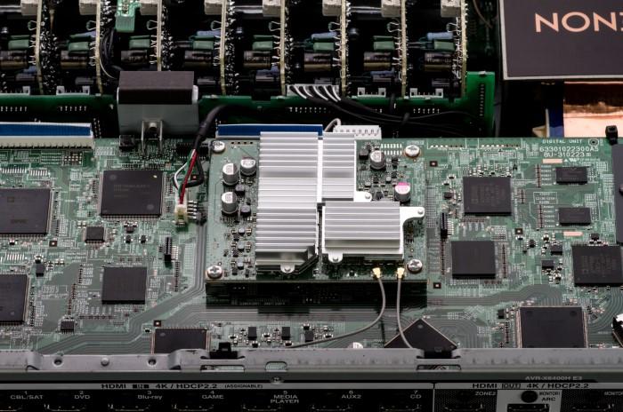Denon AVR-X6400H_Heos_Modul