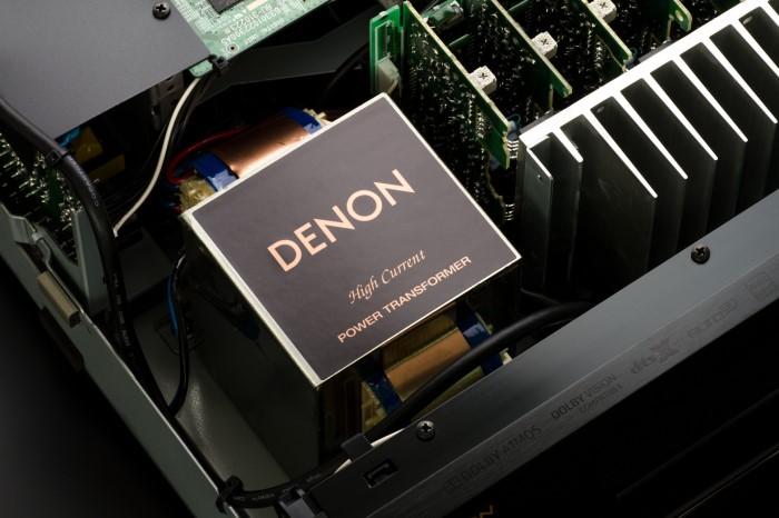 Denon AVR-X6400H_Inside_Trafo