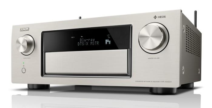 Denon AVR-X6400H_Premium_Silber
