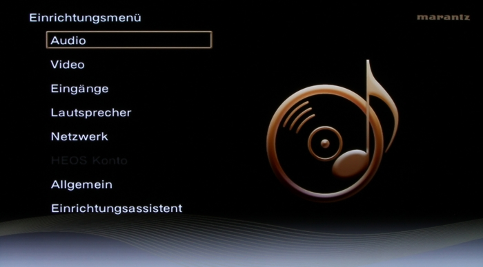 Marantz SR 7012 Screenshot14