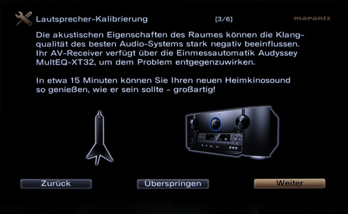 Marantz SR 7012 Screenshot8