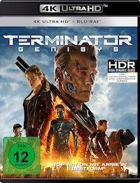 Terminator Genisys Ultra HD Blu-ray