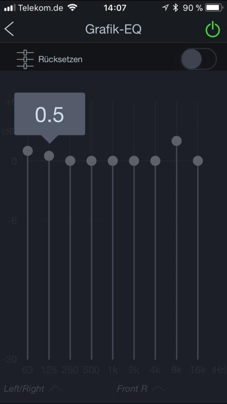 Denon AVR-X6400H App 6