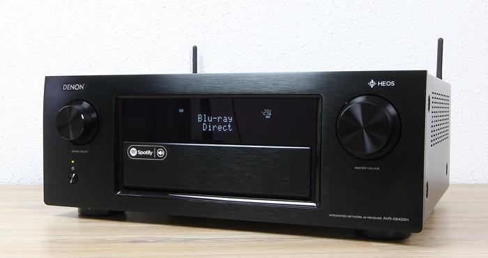 Denon-AVR-X6400H-Front-Seitlich2