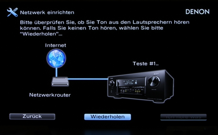 Denon AVR-X6400H Screenshot 12