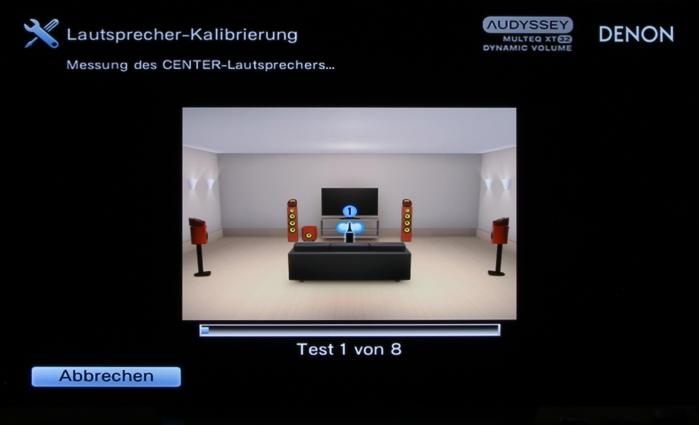 Denon AVR-X6400H Screenshot 7