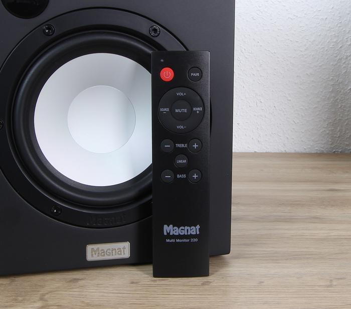 Magnat-Multi-Monitor-220-Fernbedienung