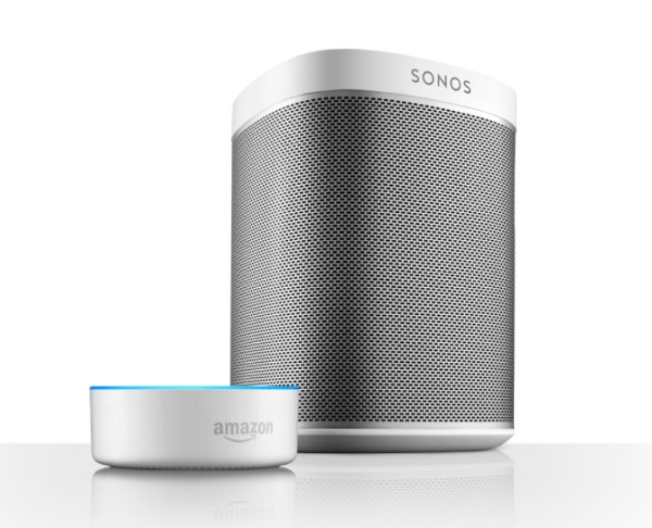 Sonos Play1 Echo Dot