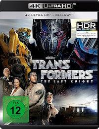 Transformers - The Last Knight Ultra HD Blu-ray