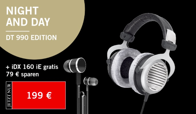 Beyerdynamic DT990 Black Friday Presale