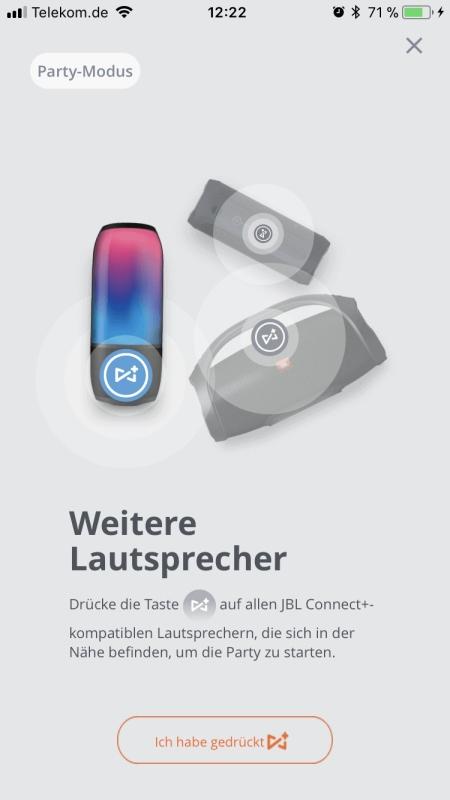 JBL Connect App 4