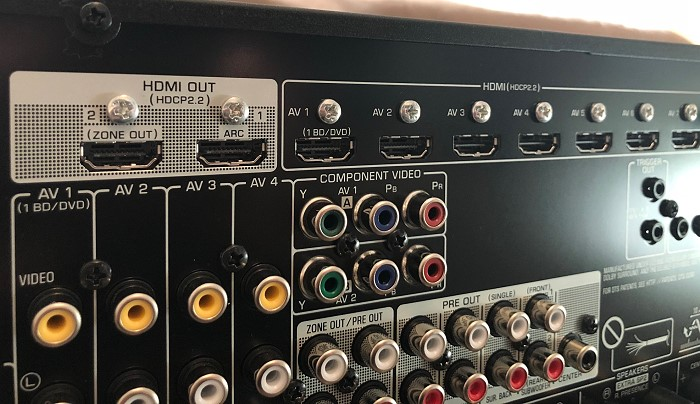 Yamaha RX-A3070_HDMI