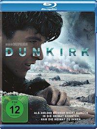Dunkirk Blu-ray Disc