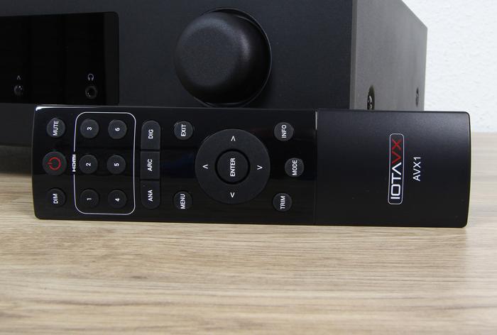 IOTAVX-AVX1-Fernbedienung