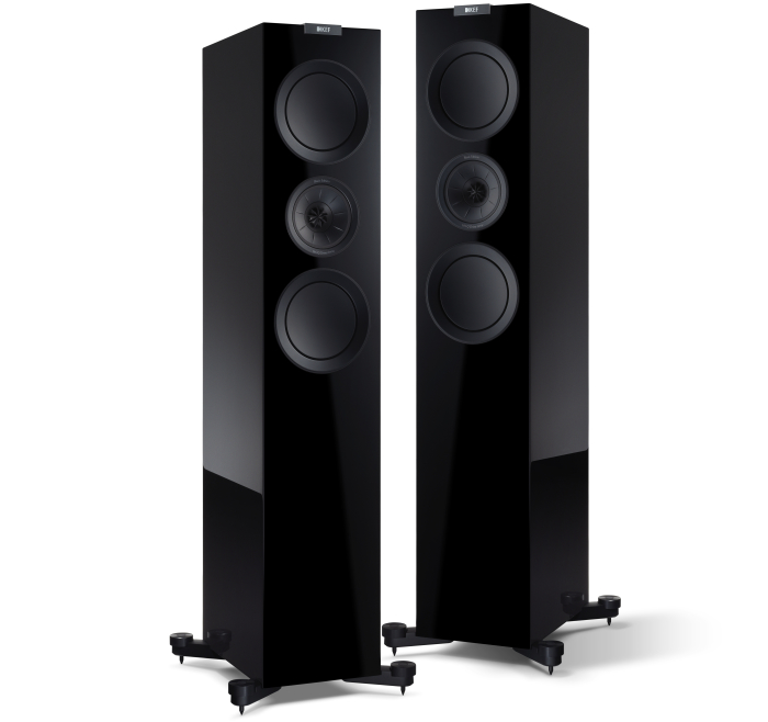 KEF R700 black edition