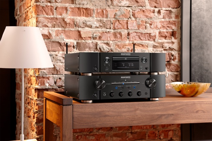 Marantz ND8006 PM8006 Black