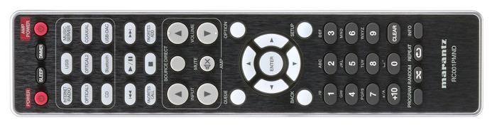 Marantz ND8006 Remote