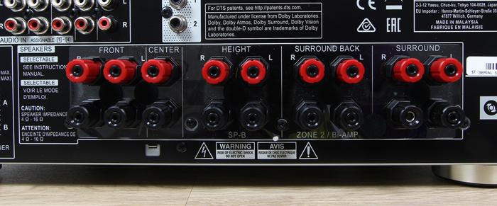 Pioneer-SC-LX502-Anschluesse-Rueckseite1