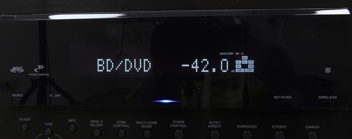 Pioneer-SC-LX502-Display