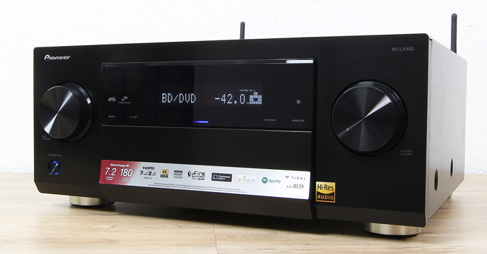 Pioneer-SC-LX502-Front-Seitlich2